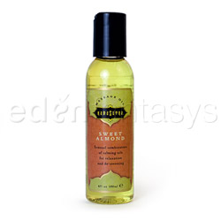 Petite aromatic massage oil