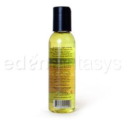 Oil - Petite aromatic massage oil - view #2