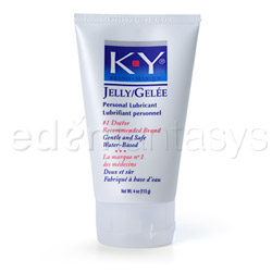 K-Y jelly - water based lube