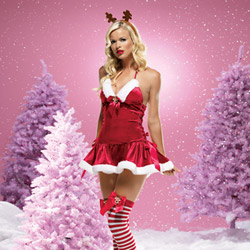 Reindeer games dress - costume