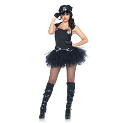 Handcuff honey - costume
