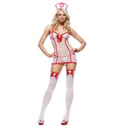 Nightshift Nurse - sexy costume