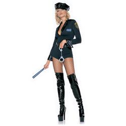 Sergeant sexy costume