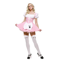 Sexy little miss muffet - costume