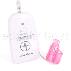 Fingertron with pulsatron - Finger massager