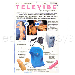 Masturbator - Televibe for men (computer and telephone compatible) - view #3