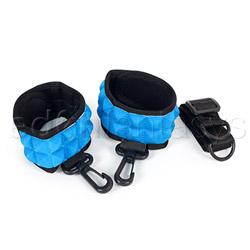 Resist no evil cuffs - velcro handcuffs