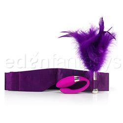 Sensual kit - Indulge me pleasure set - view #3