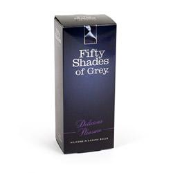 Vaginal balls  - Fifty Shades of Grey Delicious pleasure - view #5