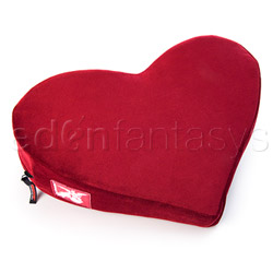 Liberator heart wedge - position pillow