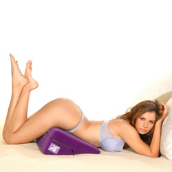 Liberator wedge - position pillow