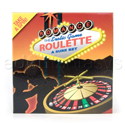 Adult game - Erotic roulette - view #2