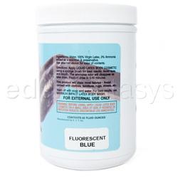 Body paint - Large fluorescent liquid latex - view #2