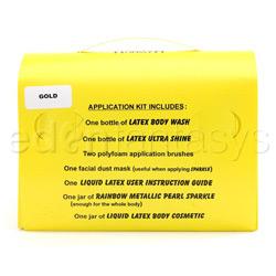 Gags - Liquid latex kit - view #3