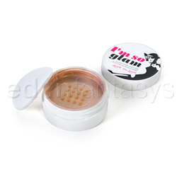I am so glam shimmering body powder