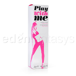 Lubricant - Play with me intimate lubricant - view #2