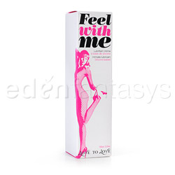 Lubricant - Feel with me intimate lubricant - view #2