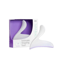 Brazilian intimate shaping tool - DVD
