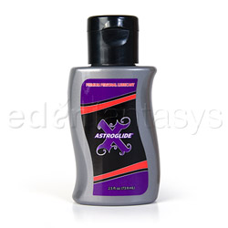 Astroglide X silicone lubricant - silicone based lube