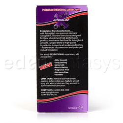 Lubricant - Astroglide X silicone lubricant - view #3
