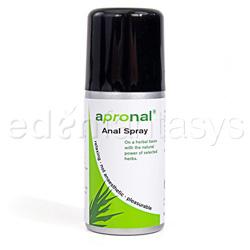 Apronal anal spray - anal lube