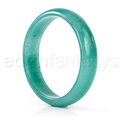 Cock ring - Aventurine - view #1