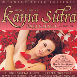 Mindspa Audio - Kama Sutra Experience for Women - CD