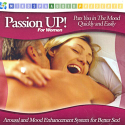 Mind Spa Audio - Passion UP! (For Women) - cd