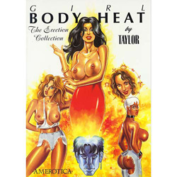 Girl body heat - Book