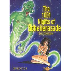 The 1001 Nights of Scheherazade - Book