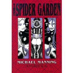 The Spider Garden - erotic graphic novel