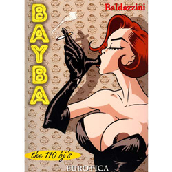Bayba: The 110 BJ's - Book