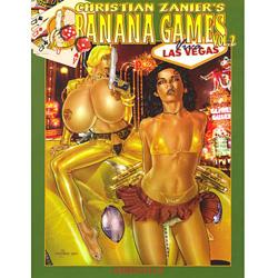 Banana Games Volume 2 - Book