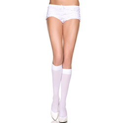 Opaque knee high - knee highs