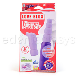 Clitoral vibrator - The sensual intruder - view #4