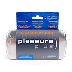 Male condom - Pleasure plus - view #3