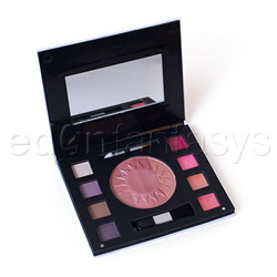 Beauty bronzers face palette - eye shadow
