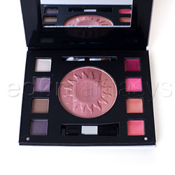 Eye shadow - Beauty bronzers face palette - view #2