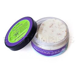 Sugared body polish - scrub