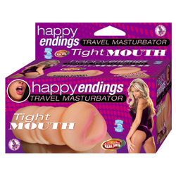 Mouth masturbator - Happy ending tight mouth - view #2