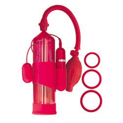 Penis pump - Mack Tuff vibrating steelmaker - view #1