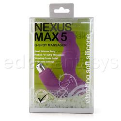 Prostate massager - Nexus max 5 - view #5