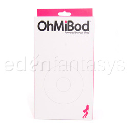 Traditional vibrator - OhMiBod - view #3