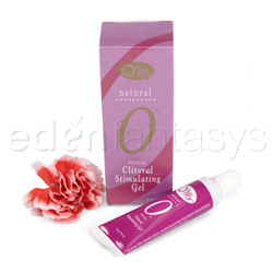O' clitoral stimulating gel - jalea