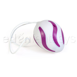 Gym ball single - sex toy for women