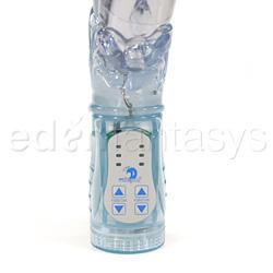G-spot rabbit vibrator - Waterproof silicone splash - view #4