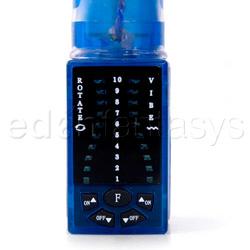 Triple stimulation vibrator - Classix 7-function monkey - view #4