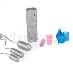 Bullets galore kit - sex toy