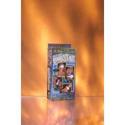 Beginners bondage kit - glow - DVD