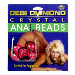 Crystal anal beads - Beads